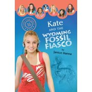 Kate and the Wyoming Fossil Fiasco - eBook