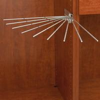 Rev-A-Shelf Static Wire Fan Pants Rack