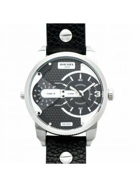 Diesel Men's Mini Daddy Watch Quartz Mineral Crystal DZ7307