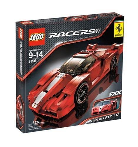 Lego Ferrari FXX 1:17
