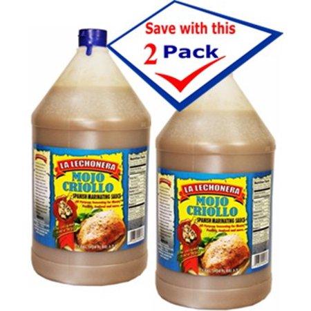 Mojo marinade La Lechonera 1 gallon Pack of (La Lechonera Mojo)