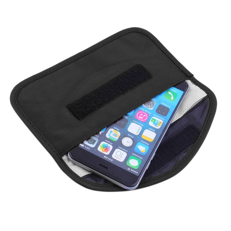 Cell phone jammer kit build - Cell Phone Signal Blocker Pouch Bag - Anti-radiation, Anti-degaussing