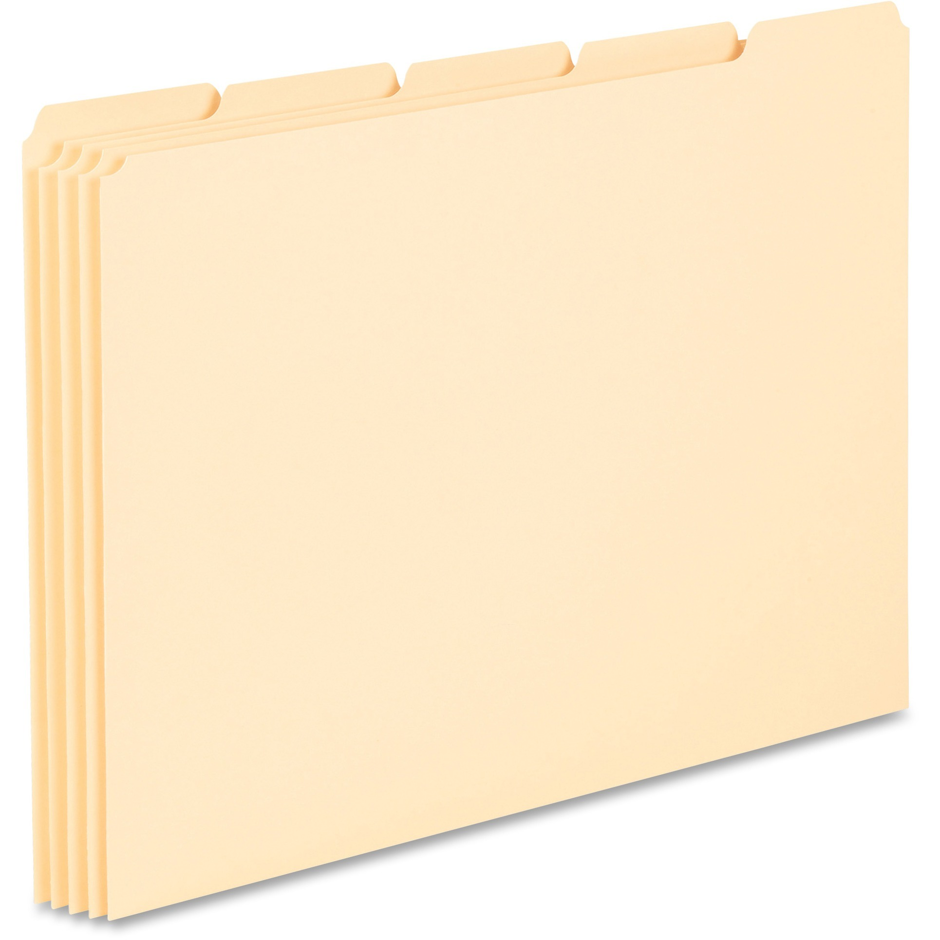 Pendaflex Blank Tab Manila File Guides by TOPS Products