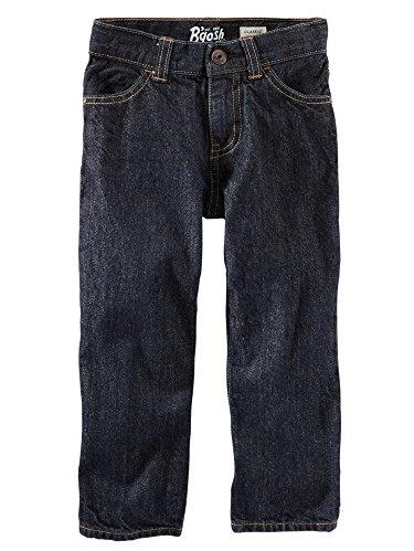 OshKosh B'gosh Baby Boys Classic Fit Jeans- River Dark
