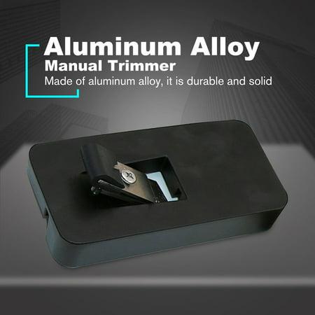 Edge Trimmer Manual PVC Banding Trimming Aluminium Alloy Woodworking Tools - image 10 de 10
