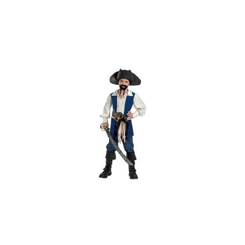 Costumes For All Occasions Dg6360L Captn Jack Std 4 6