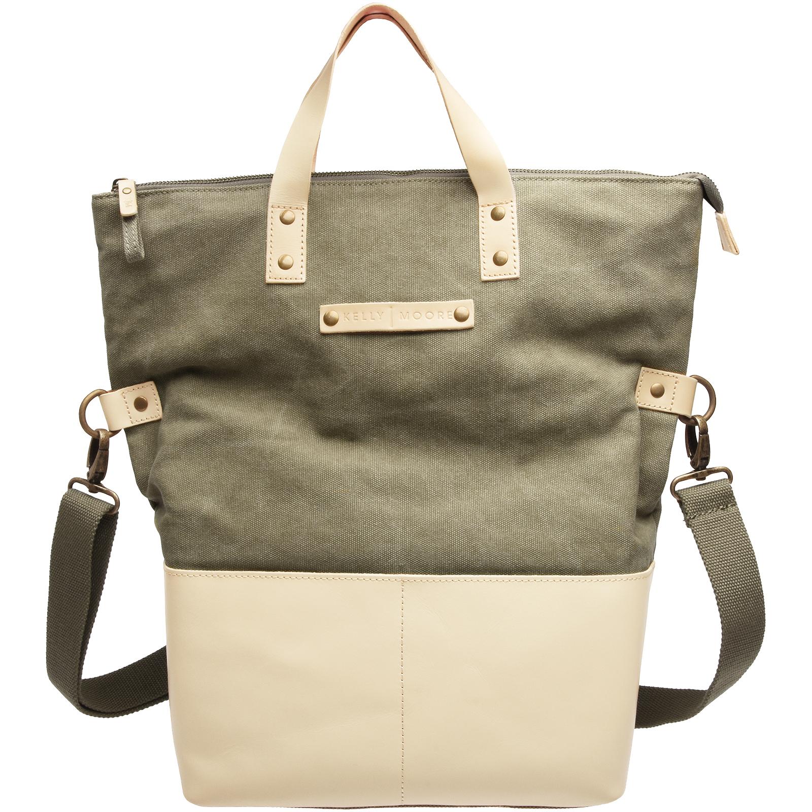 Kelly Moore Collins Camera/Travel Bag with Shoulder & Mes...