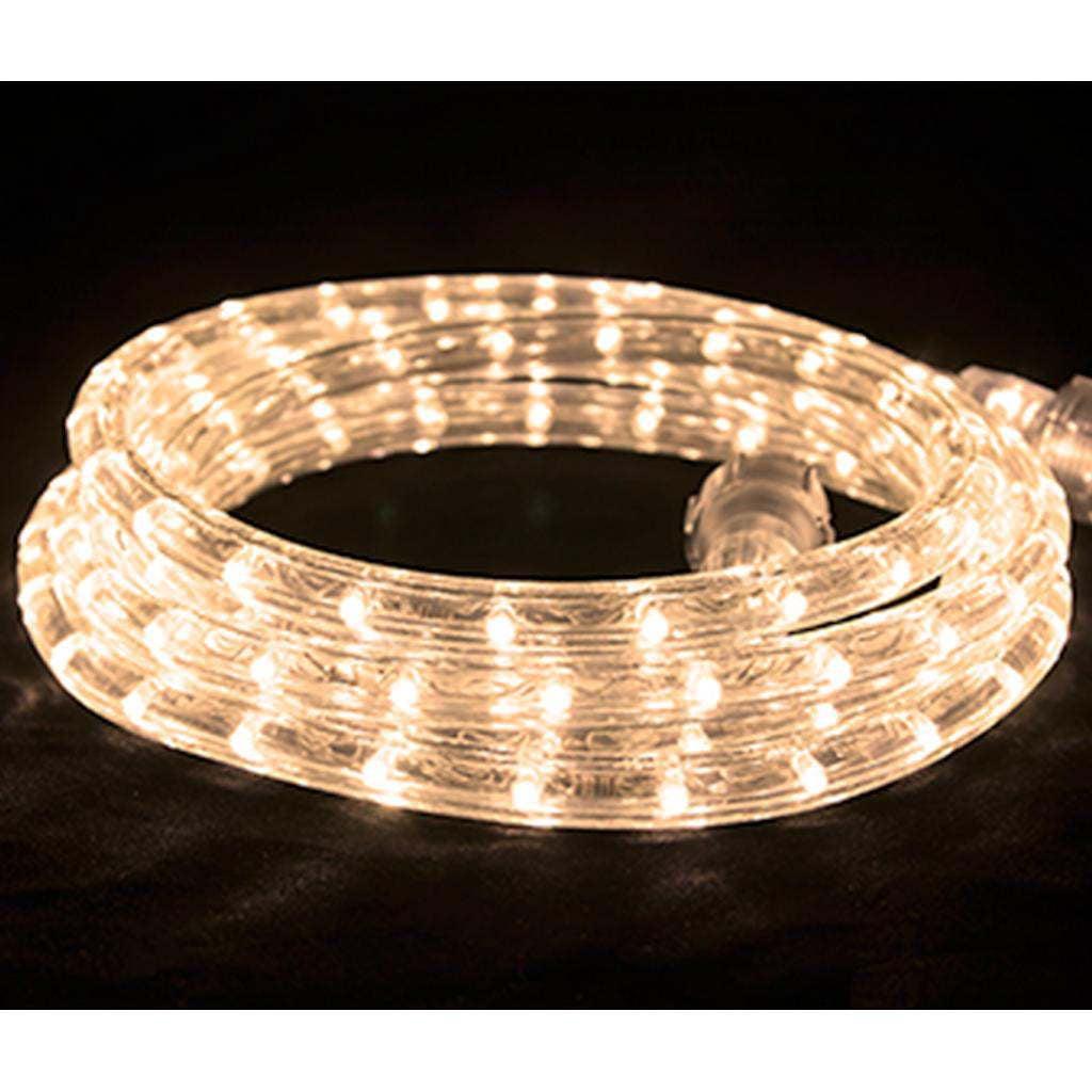 LED Flexbrite Rope Lights 9 ft - Warm White
