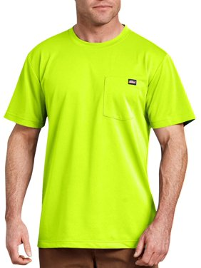 Men's Short Sleeve Performance Pocket T-Shirt