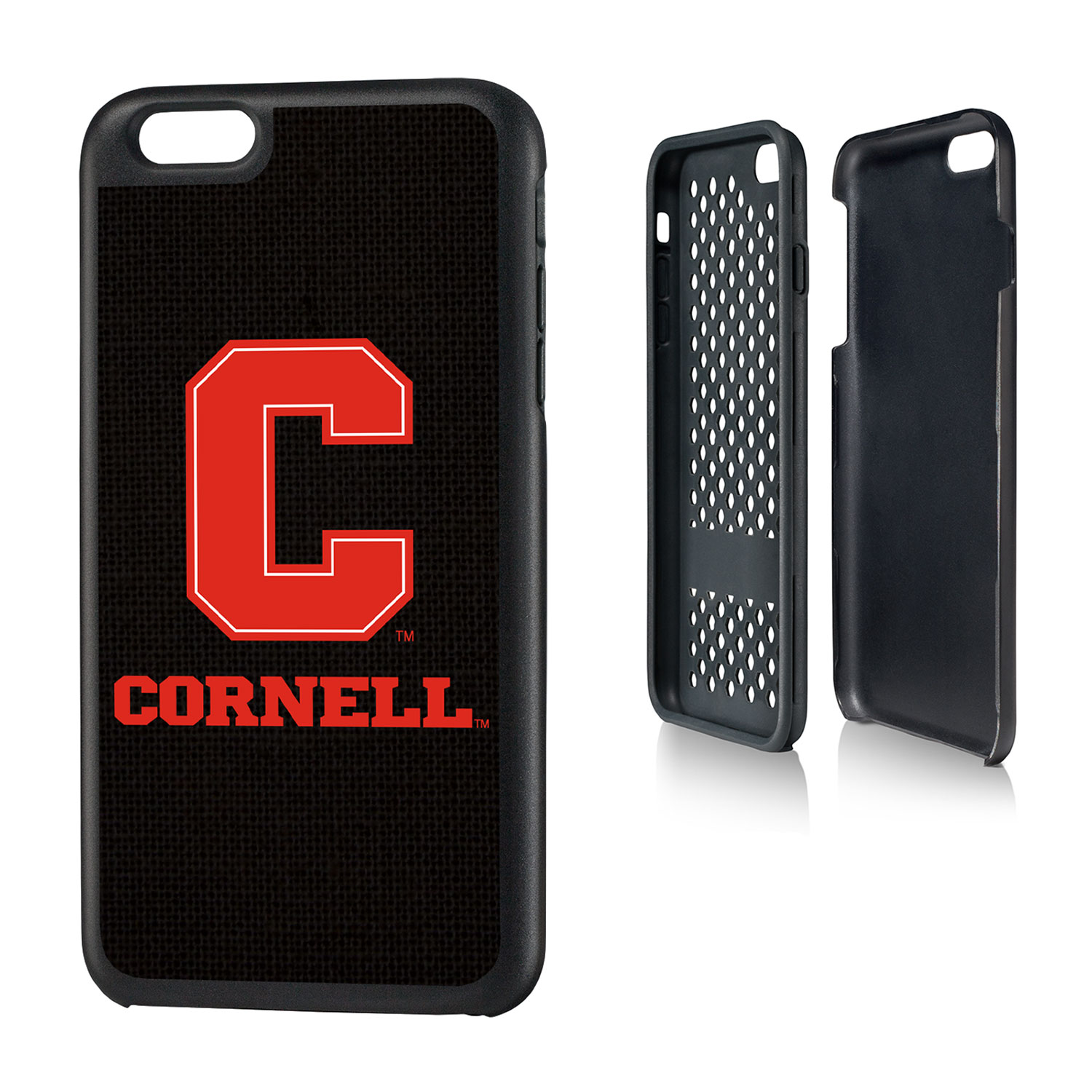 CU Cornell Big Red Solid Rugged Case for iPhone 6 Plus