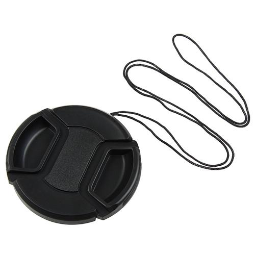 Insten 2X 58mm Center pinch Snap-on Front cap for Canon lens