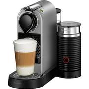 Breville Nespresso CitiZ & Milk Single-Serve Espresso Machine in Silver