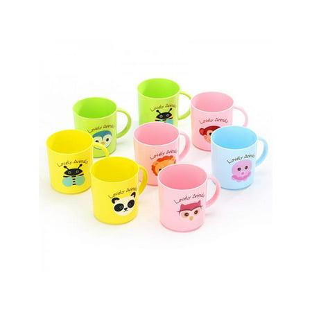 Baby Toddler Drinking Beaker Water Milk Bottle Cups 200ML (Toddler Cups For Milk)