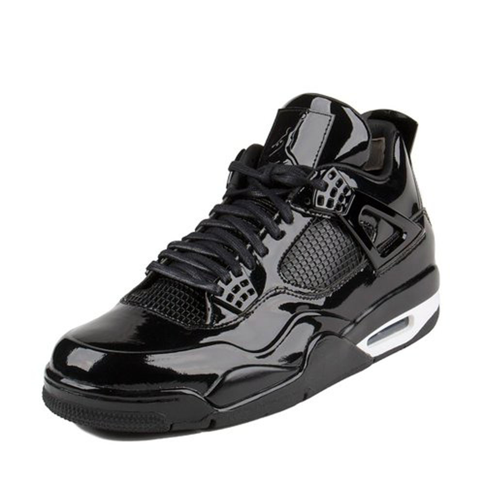 Jordan Mens 11 Lab 4 Shoes Element Series Black