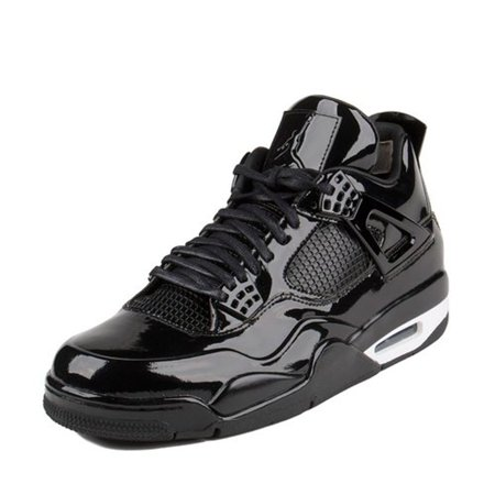 Jordan Mens 11 Lab 4 Shoes Element Series Black