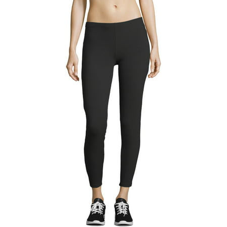 Women's Stretch Jersey - Button Cuff Legging