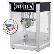 Paragon Gatsby Black 4 oz. Popcorn Machine