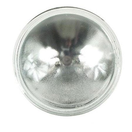 GE 19873 35w 12V PAR36 G53 Reflector Very Narrow Spot 3050K Halogen Light (Par16 Halogen Narrow Spot)