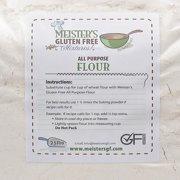 Meister's Gluten-Free All-Purpose Flour (25 lb)