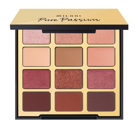 Pa Letter - MILANI Pure Passion Eyeshadow Palette
