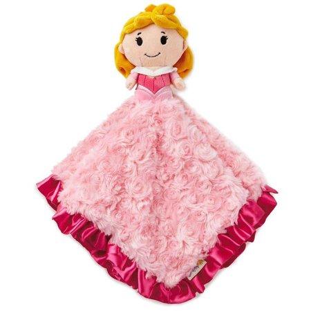 Hallmark Itty Bittys Baby Lovey Disney Aurora Plush New with Tags ()