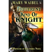 Different Kind of Knight - eBook
