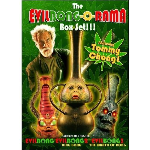 Evil Bong-O-Rama Collection: Evil Bong / Evil Bong 2: King Bong / Evil Bong 3: The Wrath Of Bong