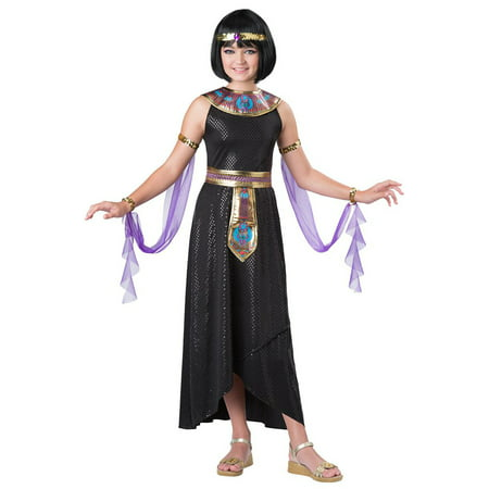Enchanting Cleopatra Child Costume - Black Cleopatra