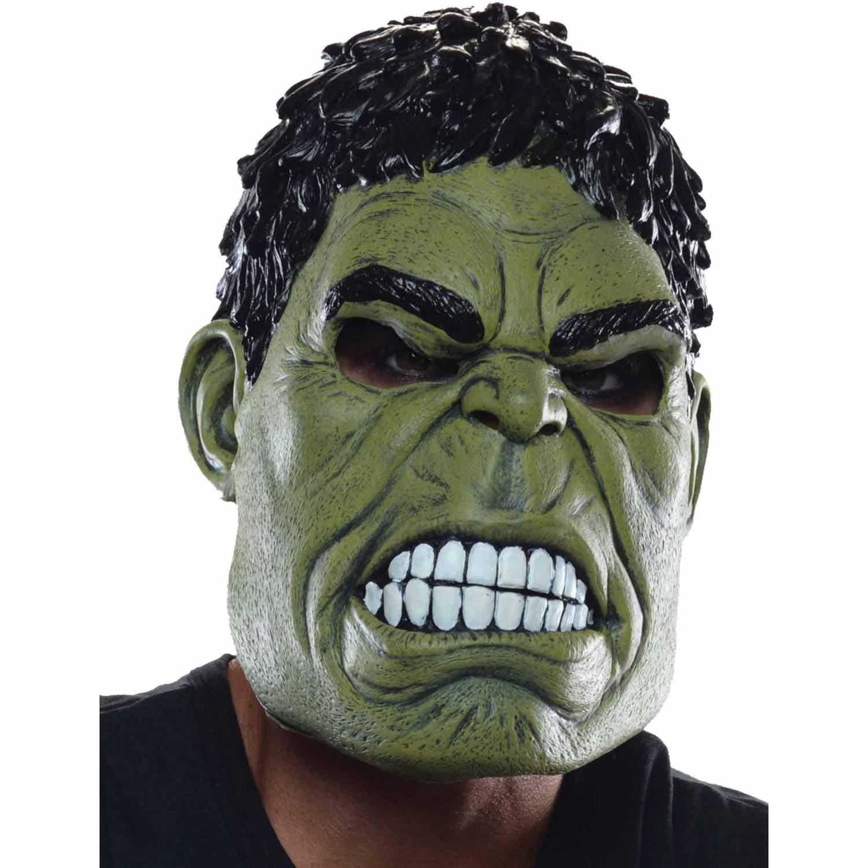 Hulk 3/4 Adult Mask Adult Halloween Accessory