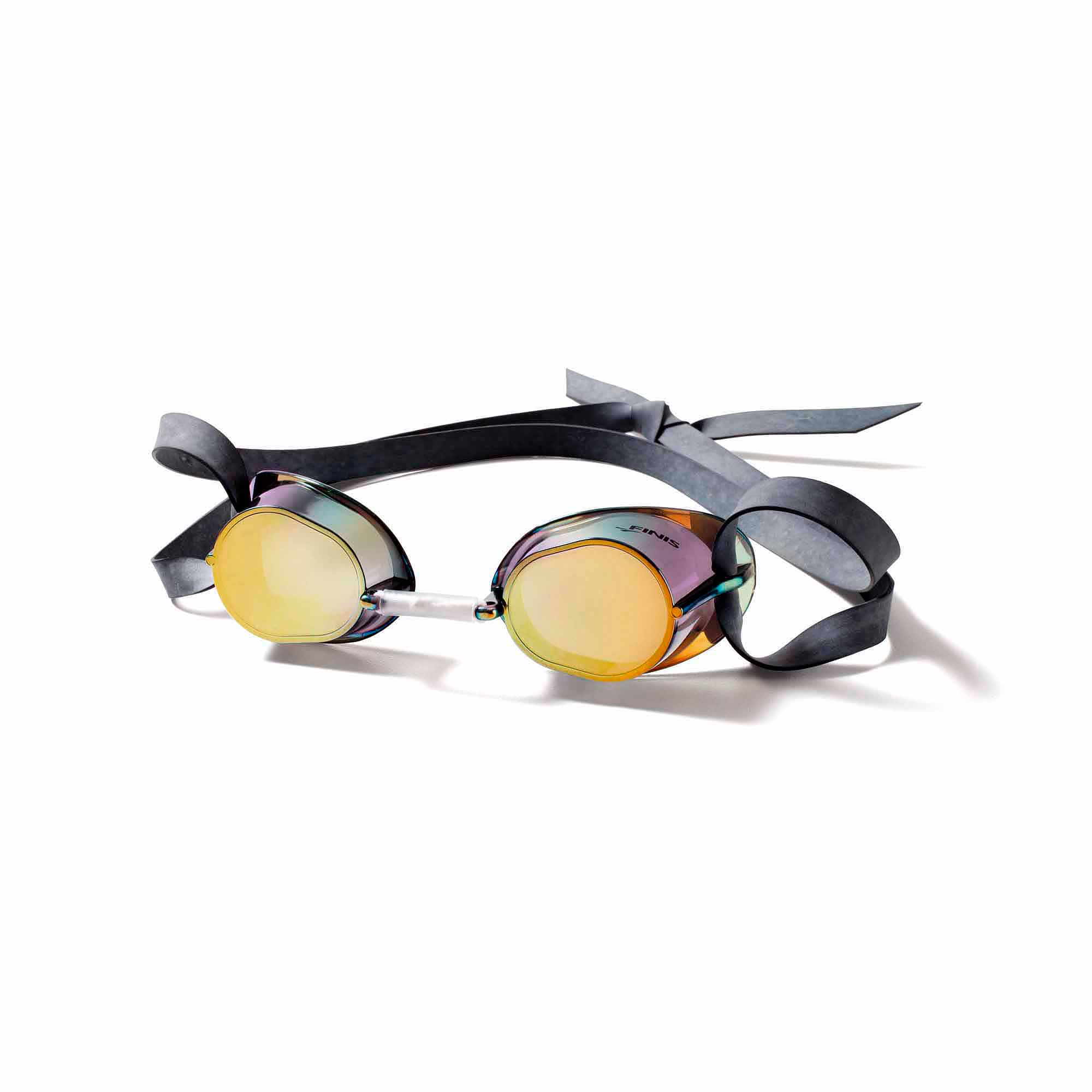 FINIS Dart Goggles, Gold Mirror