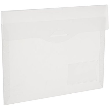 Translucent Wallet (Avery Translucent Document Wallet, Letter, Poly, Clear, 1 Wallet (72278) )