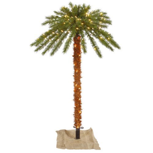Vickerman Outdoor UV Palm Tree