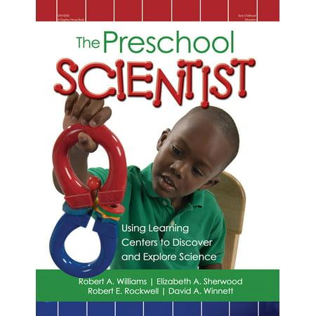 The Preschool Scientist (Paperback) (Preschool Halloween Theme Science)