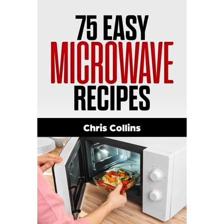 75 Easy Microwave Recipes - eBook 75 Easy Microwave Cookbook. If you have a busy life and you are always running out of time, then these Microwave Recipes will save you! 75 Very Easy and Delicious Microwave Recipes. You can have them ready in minutes!Recipes like: Microwave Fried Rice, Microwave Tacos, Microwave Cracker Pizzas, Microwave German Potato Salad, Microwave Pickles, Microwave Macaroni and Cheese, Quick Microwave Frittata Casserole, Microwave Beef Casserole, Microwave Chocolate Cake, Microwave Swiss Steak, Microwave Snack Mix, Microwave Risotto, Microwave Chocolate Pie, Curried Microwaved Chicken, Microwave Classic Chili and Much More!
