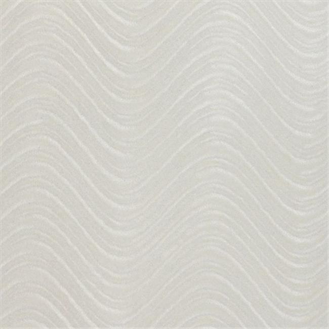 Designer Fabrics C844 54 in. Wide White, Classic Velvet Swirl Automotive, Residential And Commercial Upholstery Velvet
