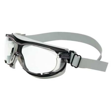 HONEYWELL UVEX S1650D Honeywell Clear Protective Goggles, Anti-Fog, Scratch-Resistant