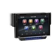 "Boss Audio BV8972 Single-DIN DVD/CD Receiver with 7"" Digital TFT Monitor"