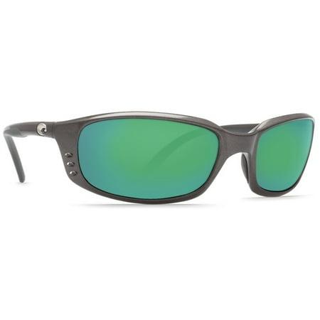 b449d96b89 Costa Del Mar - Brine Gunmetal Sunglasses - Walmart.com