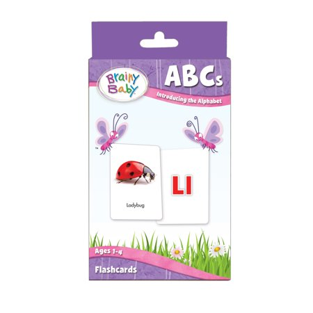 Atc Cards (Brainy Baby ABCs: Introducing the Alphabet Flash Card Set)