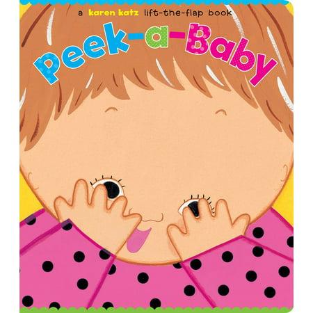 Peek a Baby (Board Book)