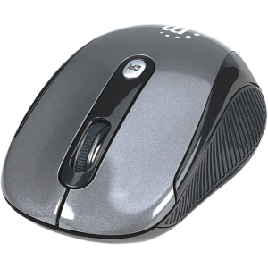 Manhattan 177795 Performance Wireless Optical Mouse