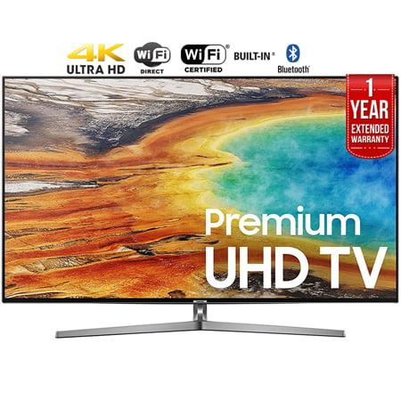 "Samsung 75MU9000 75"" 4K Smart LED TV"