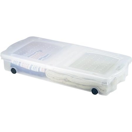 Slimfit Wheeled Underbed Storage Box