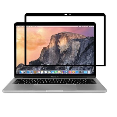 Moshi 99MO040911 iVisor Anti-Glare Screen Protection for 13 in. MacBook Air - Thunderbolt 3 & USB-C -