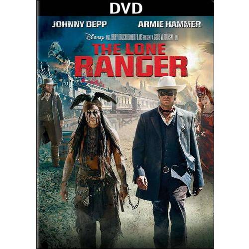 The Lone Ranger (2013) (Widescreen)