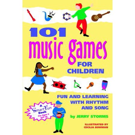 101 Music Games for Children : Fun and Learning with Rhythm and Song](Halloween Fun Songs)