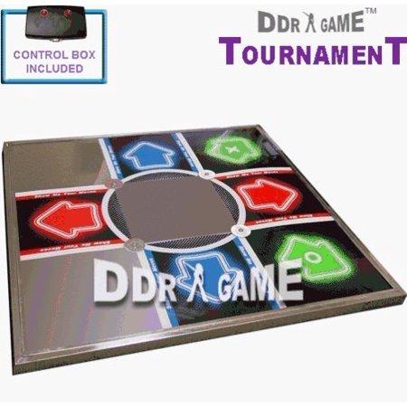 PS1/ PS2 Dance Pad Metal