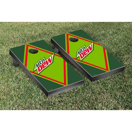 Victory Tailgate Mountain Dew Diamond Version Cornhole Game Set