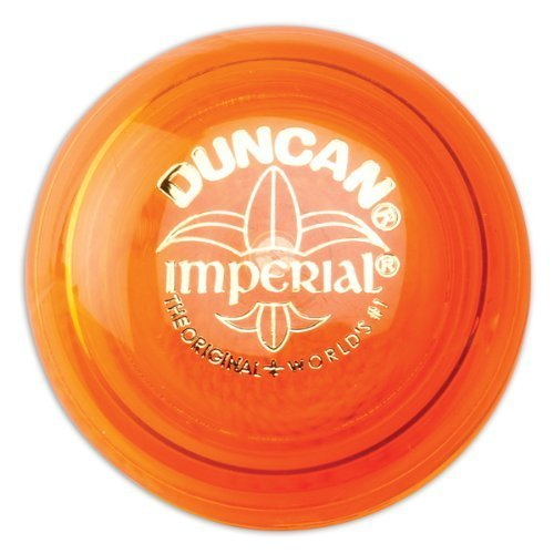 Duncan Imperial Yo Yo Orange