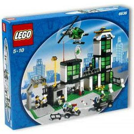 LEGO Command Post Central Set LEGO 6636 LEGO Command Post Central Set LEGO 6636